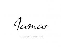 tattoo-design-name-jamar-01