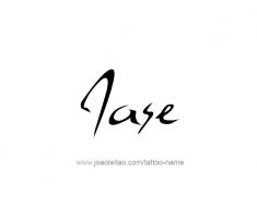 tattoo-design-name-jase-01