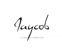 tattoo-design-name-jaycob-01