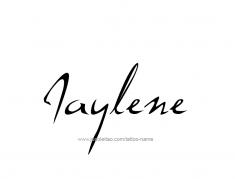 tattoo-design-name-jaylene-01