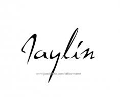 tattoo-design-name-jaylin-01
