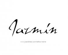 tattoo-design-name-jazmin-01