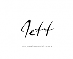 tattoo-design-name-jett-01