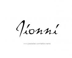 tattoo-design-name-jionni-01