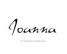 tattoo-design-name-joanna-01