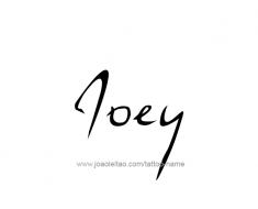 tattoo-design-name-joey-01