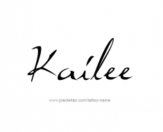 tattoo-design-name-kailee-01