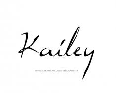 tattoo-design-name-kailey-01