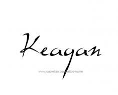 tattoo-design-name-keagan-01