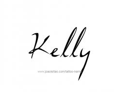 tattoo-design-name-kelly-01