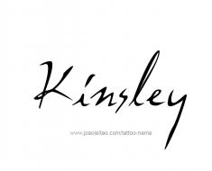tattoo-design-name-kinsley-01