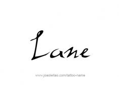 tattoo-design-name-lane-01