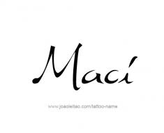 tattoo-design-name-maci-01