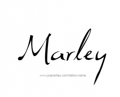 tattoo-design-name-marley-01
