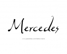 tattoo-design-name-mercedes-01