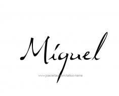 tattoo-design-name-miguel-01