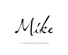 tattoo-design-name-mike-01