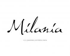 tattoo-design-name-milania-01