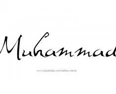 tattoo-design-name-muhammad-01