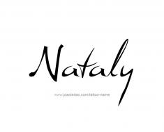 tattoo-design-name-nataly-01