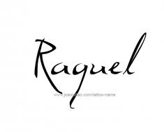 tattoo-design-name-raquel-01
