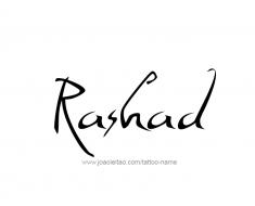 tattoo-design-name-rashad-01