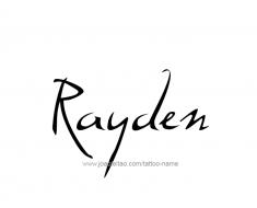 tattoo-design-name-rayden-01