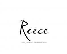 tattoo-design-name-reece-01