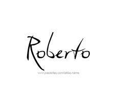 tattoo-design-name-roberto-01