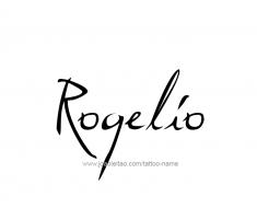 tattoo-design-name-rogelio-01