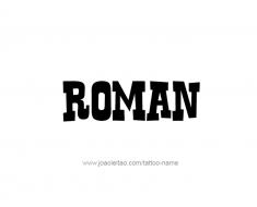 tattoo-design-name-roman-01