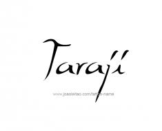 tattoo-design-name-taraji-01