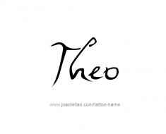 tattoo-design-name-theo-01