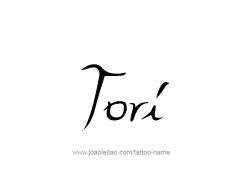 tattoo-design-name-tori-01