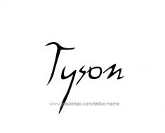 tattoo-design-name-tyson-01