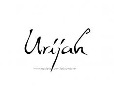 tattoo-design-name-urijah-01