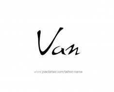 tattoo-design-name-van-01