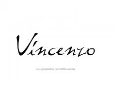 tattoo-design-name-vincenzo-01