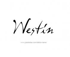 tattoo-design-name-westin-01