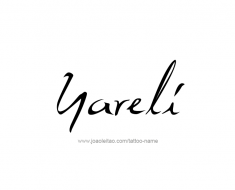 tattoo-design-name-yareli-01