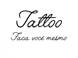 Faça você mesmo - Criador Tatuagem Online