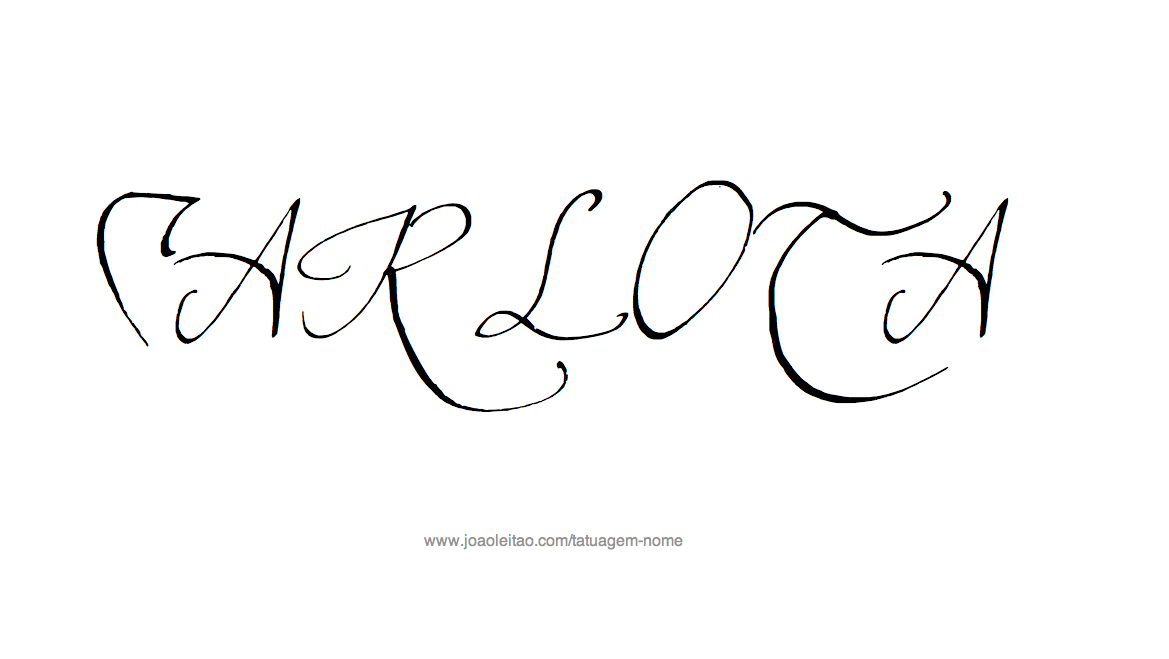 Tatuagem com nome