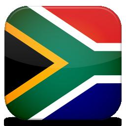 Bandeira Africa do Sul