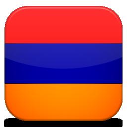 Bandeira Armenia