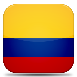 Bandeira Colombia