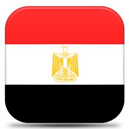 Bandeira do Egipto