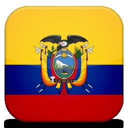 Bandeira Equador