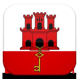 Bandeira Gibraltar