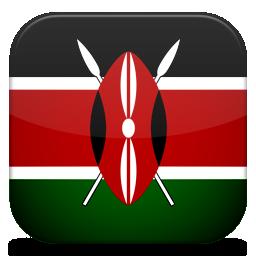 Bandeira do Quenia