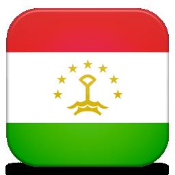 Bandeira Tajiquistao